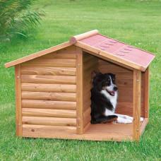 Natura Log Cabin w. terrace,