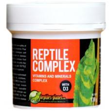 Reptile Complex +D3 - 139g