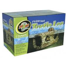 Floating Turtle Log
