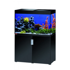 EHEIM akvarium Incpiria 300 - 100x55x65 cm - 300 liter - Svart
