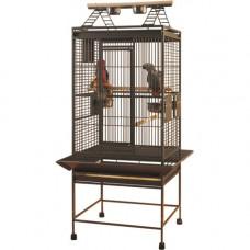 Papegojbur Hamilton Playpen 55x60x158 cm