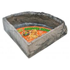 Repti Rock Corner Bowl - XL