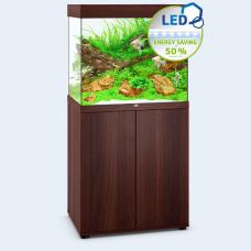 JUWEL akvarium Lido 200 - LED - Mörkt trä