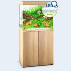 JUWEL akvarium Lido 200 - LED - Ljust trä