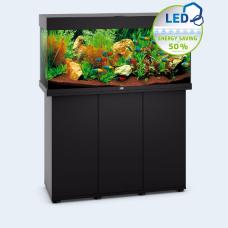 JUWEL akvarium Rio 180 - LED - Svart