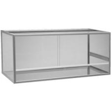 Terrarium aluram - 95x40x50 cm - 190 liter