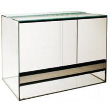 Terrarium helglas - 55x50x45 cm - 124 liter