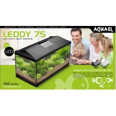 Aquael akvarium Leddy Basic Starterset 75 - 105 liter