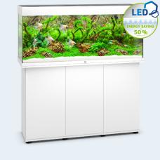 JUWEL akvarium Rio 240 - LED - Vitt