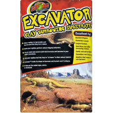Excavator Clay Burrowing Substrate - 2,25 Kg