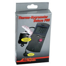 Thermometer-Hygrometer Deluxe