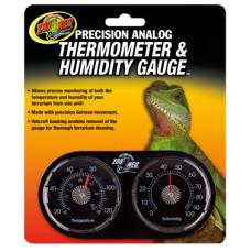 Analog Hygrometer & Termometer