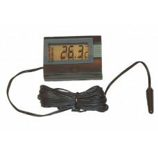 Digital Thermometer med 2,5 m kabel