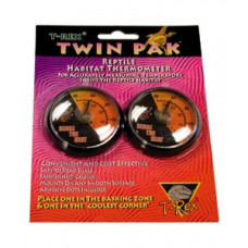 Reptile Habitat Thermometer - Twin Pack