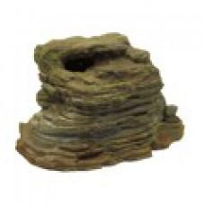xOvo Cave Medium Gul - 24x18x14cm