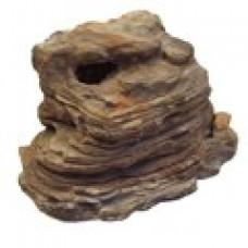 xOvo Cave Medium Röd - 24x18x14cm