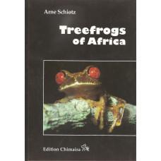 Treefrogs of Africa