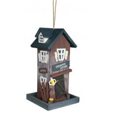 Fågelmatare Countrystore - 17x31x16 cm