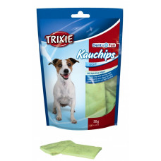 Chewing Chips with Spirulina Algae