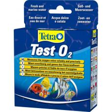 Test O2 - Syre